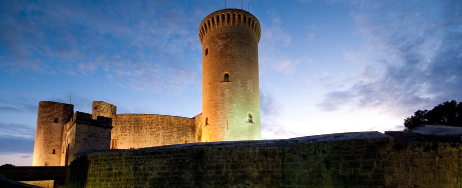 Turismo Mallorca Castillo de Bellver